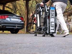 Eufab Fahrradträger Anhängerkupplung