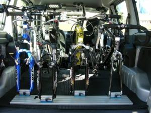 Fahrrad Innenraumträger