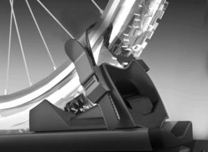 Original Fahrradträger von Mercedes
