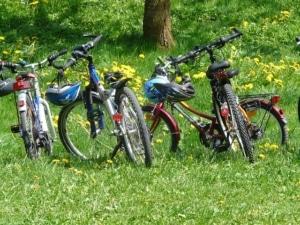 Fahrradträger Anhängerkupplung 3 Fahrräder