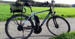 Fahrradtraeger für E-Bikes