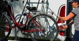 Fahrradträger Wohnwagen