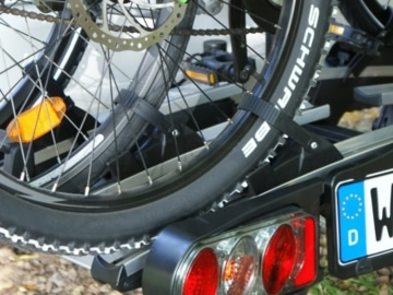 Radschiene Fahrradtraeger