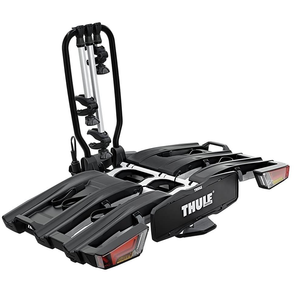 Thule Transportrollen für VeloSpace 917 für 2 Räder je 30 kg E-Bike geeignet