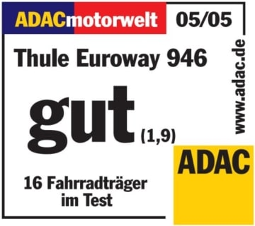 Thule Fahrradtraeger 946