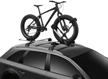 Thule Fahrradträger Dach