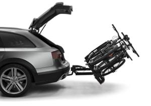 thule fahrradträger für e-bikes abklappbar