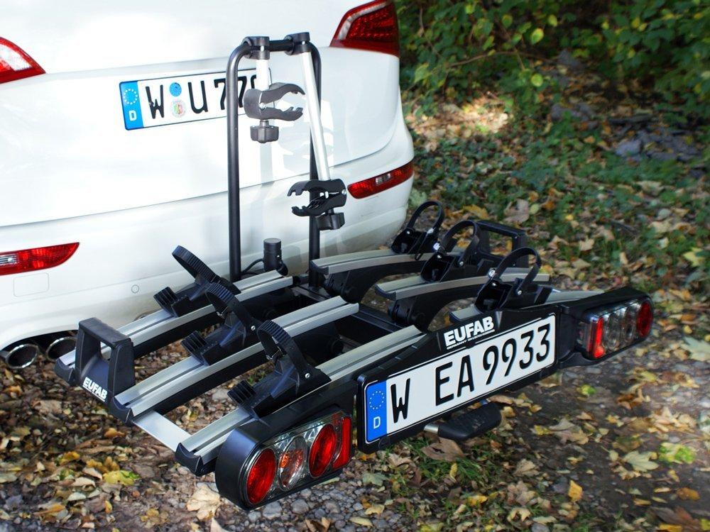 2 KFZ-Kennzeichen EU Standard Autoschilder incl Halter//Rahmen Nummernschilder