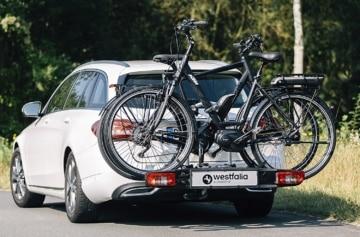 fahrradträger e bike für anhängerkupplung thule