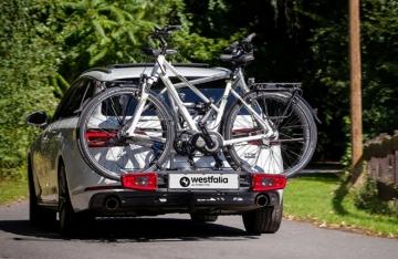 Westfalia Fahrradträger Test