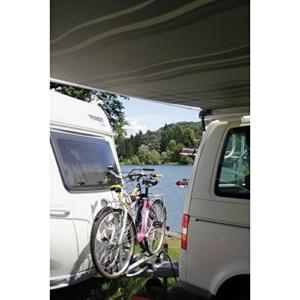 Wohnwagen für Fahrradträger